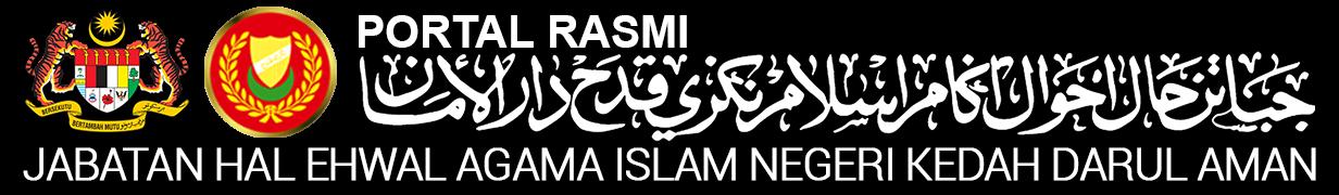 Portal Rasmi Jabatan Hal Ehwal Agama Islam Negeri Kedah Darul Aman